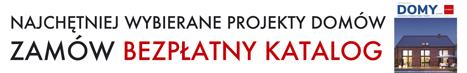 bezpłatny katalog z projektami domów Domy Gotowe nr 24