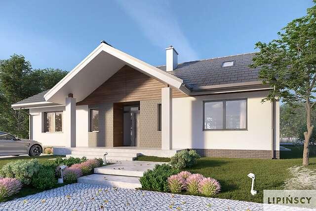 Sierpniowa promocja na nasze projekty domów z grupy Nowości