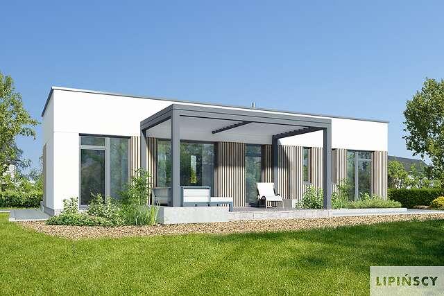 Zobacz powiększenie wizualizacji ogrodowej - projekt Ribeira