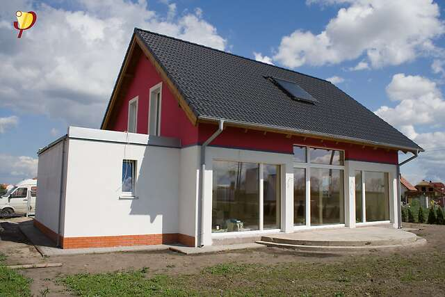 Zobacz powiększenie zdjęcia z realizacji - projekt Darmstadt Pasywny 1