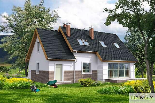 Zobacz powiększenie wizualizacji ogrodowej - projekt Maribor